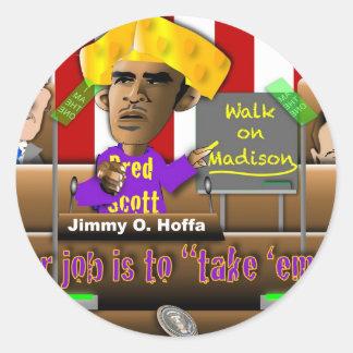 Obama salvar a união adesivo