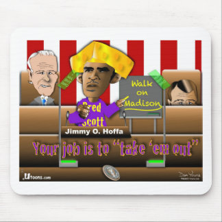 Obama salvar a união mousepads