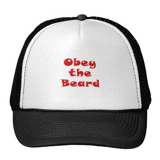 Obedeça a barba bones