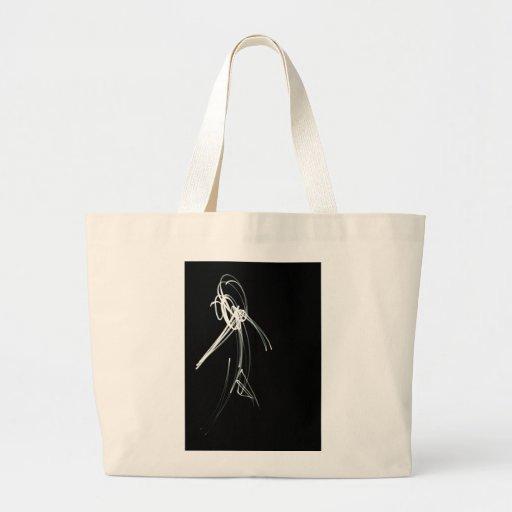 """Objectos """"personagem """" bolsas para compras"""