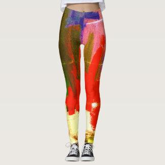 objeto ines de andrade leggings