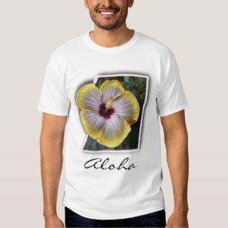 Obrigado aloha design do mahalo t-shirt