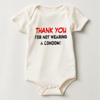 Obrigado Body Para Bebê