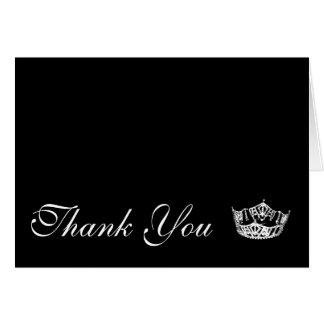 Obrigado coroa da representação histórica do cartã cartao