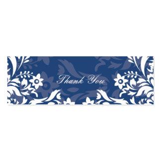 Obrigado do design No.2 você Tag do presente - MAR Modelo Cartão De Visita