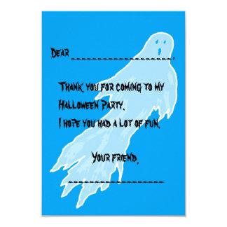 Obrigado do Dia das Bruxas você cartões de nota Convite 8.89 X 12.7cm
