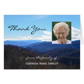 Obrigado feito sob encomenda da simpatia você cartão de nota