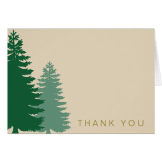 Obrigado genérico do ouro do pinheiro você cartão