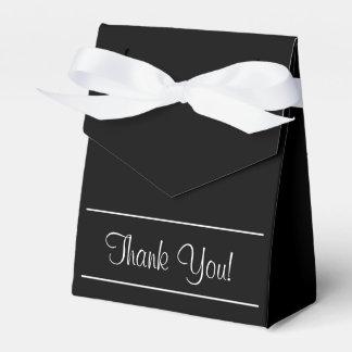 Obrigado preto & branco você caixa do favor da