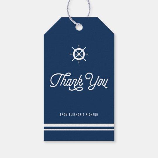 Obrigado que náutico dos azuis marinhos você