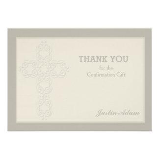 Obrigado religioso do Watermark transversal você N