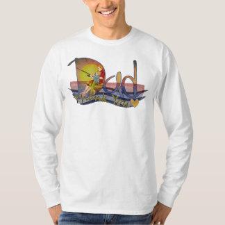 Obrigado t-shirt da pesca do pai e do filho do