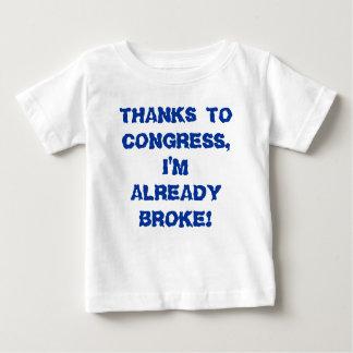 OBRIGADOS AO CONGRESSO, eu sou JÁ QUEBREI! T-shirts