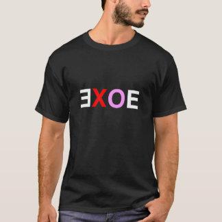 OBSCURIDADE da camisa de EXOE