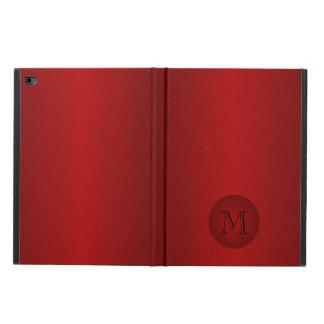 Obscuridade dos homens - caixa vermelha do ar 2 do