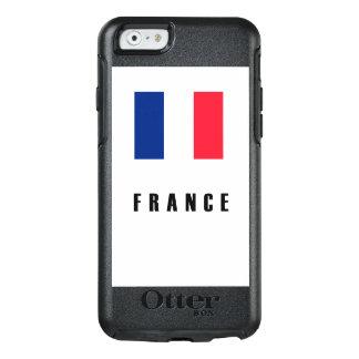 Obscuridade simples da bandeira de France