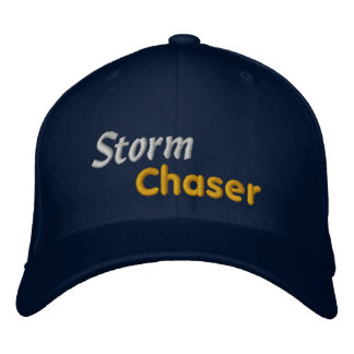 Observador da tempestade do caçador da tempestade boné