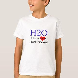 Obsessão da natação camiseta