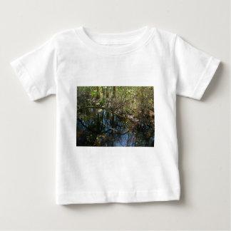 Obtenção afastado camiseta para bebê