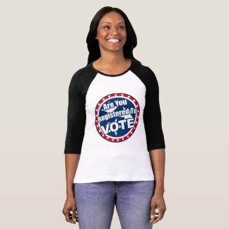 Obtenha a seu voto sobre com isto a camisa