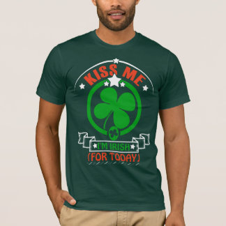 Obtenha afortunado nesta camisa