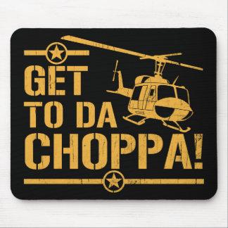 Obtenha ao vintage da Dinamarca Choppa Mousepad
