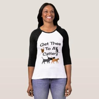 Obtenha Thee a uma camisa do Cattery
