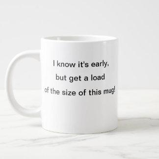 Obtenha uma carga desta caneca de café da caneca