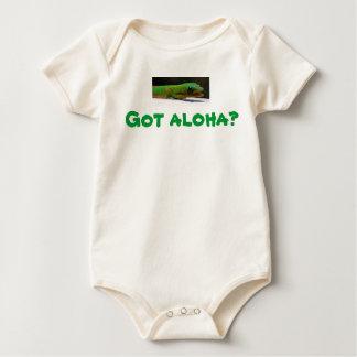 Obtido aloha? Bebê havaiano Body Para Bebê
