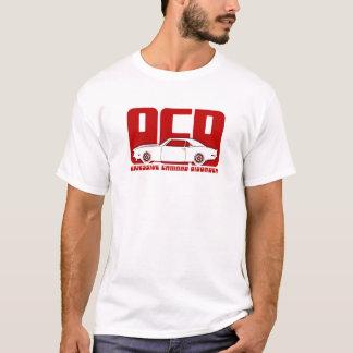 OCD - Desordem obsessiva de Camaro Camiseta