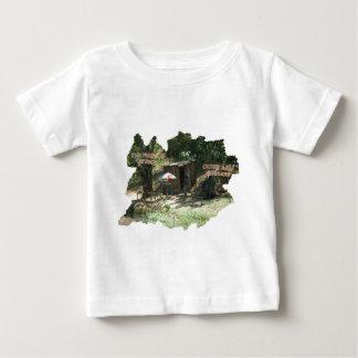 ~ Ochos Rios Jamaica do homem de Ya Camiseta Para Bebê