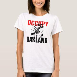 OCUPE a camisa de OAKLAND