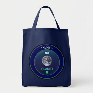 """Ocupe a terra do planeta """"não há que NENHUM o Sacola Tote De Mercado"""