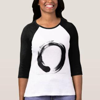 Ocupe-se de sua camisa - mulheres 3/4 de camisa da