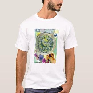 Ode a The Sun, ode a The Sun por Angela Petruncio Camiseta