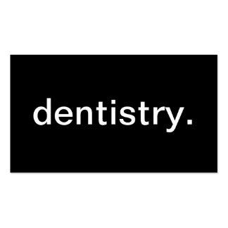 Odontologia Modelo Cartão De Visita