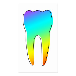 odontologia do oddRex Modelo Cartao De Visita