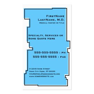 odontologia do oddRex Cartão De Visita