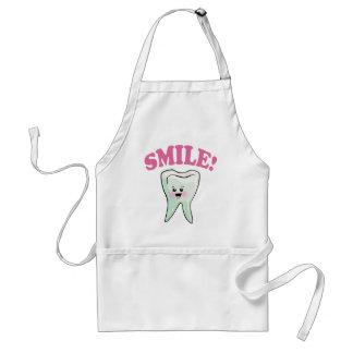 Odontologia engraçada avental