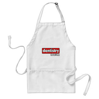 Odontologia… meu antinarcótico avental
