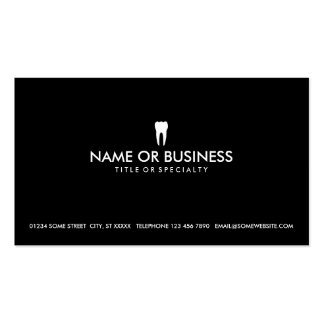 odontologia simples cartão de visita