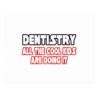 Odontologia… todos os miúdos legal cartao postal