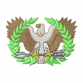 Oficial de autorização camiseta bordada polo