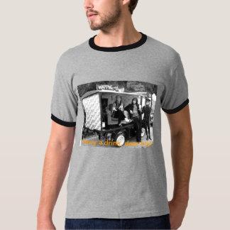 """OFICIAL """"RICO UMA BEBIDA?"""" T-shirt! Camiseta"""