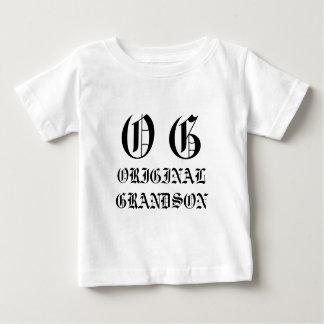OG - O neto original! Camiseta Para Bebê