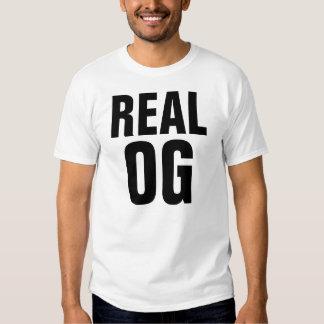 OG real T-shirt