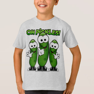 Oh camisa das salmouras