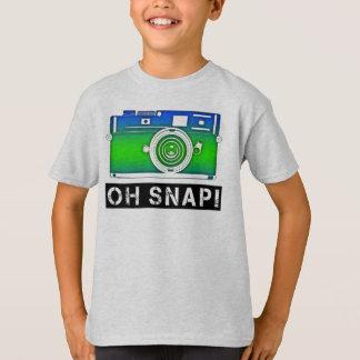 Oh camisa engraçada dos meninos da pressão