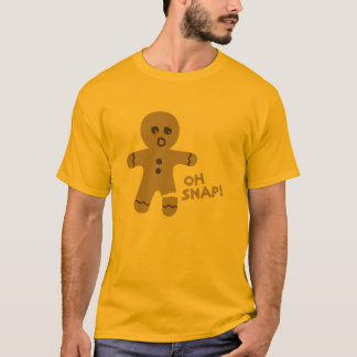 Oh camiseta instantânea