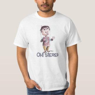 OH! Estereofónico Camisetas